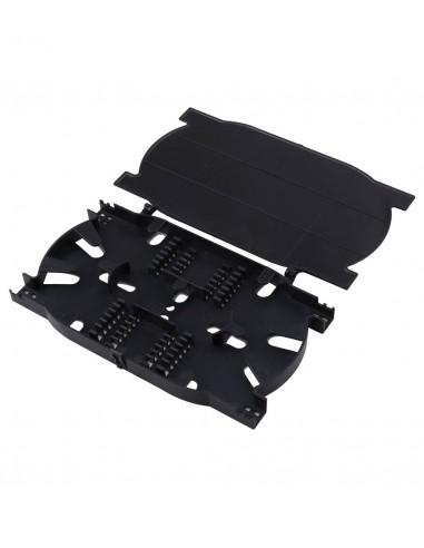 Splice tray for 12 optical fibers, 170x105x9 mm MegaF - 1