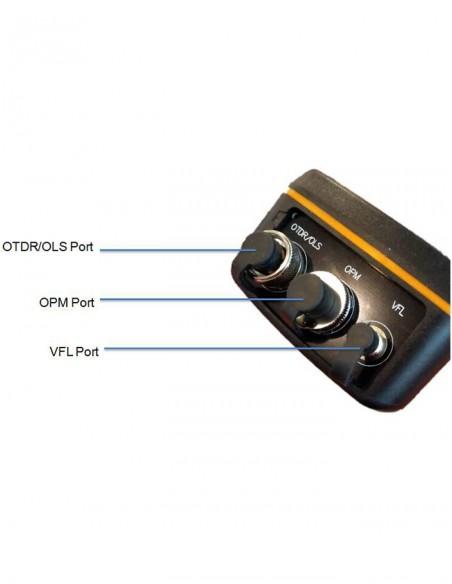 Smart OTDR + VFL + OPM + OLS  - 3