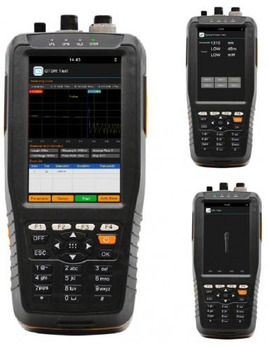 Smart OTDR + VFL + OPM + OLS  - 1