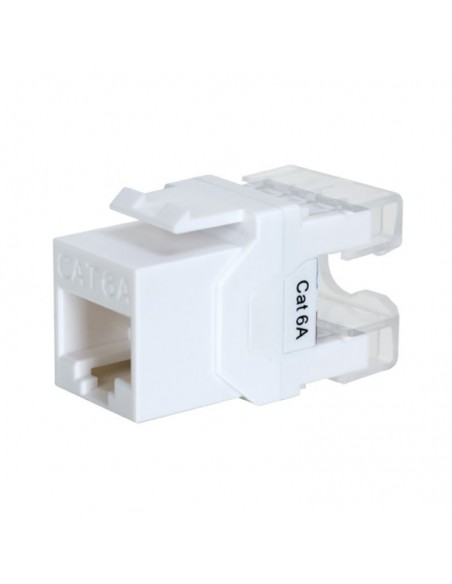 Category 6A unshielded keystone jacks - 180 degrees Linkbasic - 1
