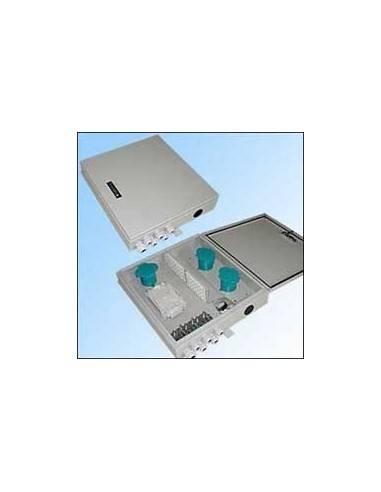 Стенна оптична разпределителна кутия за 48 SC адаптера Atop technology - Китай - 1