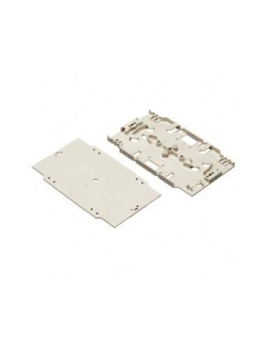 Splice cassette, without cover, for 12 splices MegaF FO  MegaF - 1
