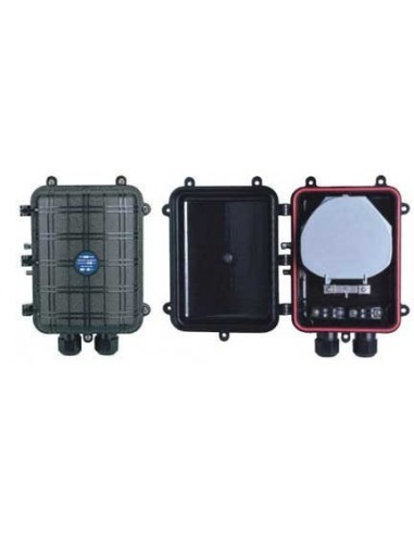 Оптична муфа за стенен монтаж за 24 влакна MegaF - 1