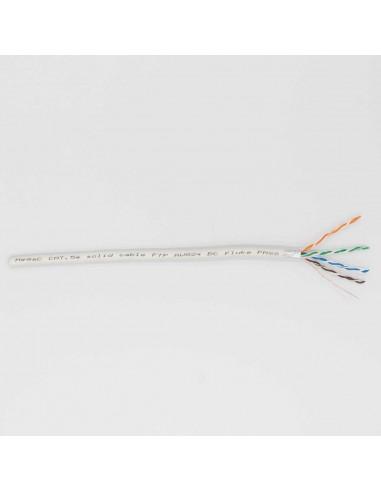 Cable CAT.5 FTP solid, Fluke PASS, PVC, 305 m, MegaD MegaD - 1