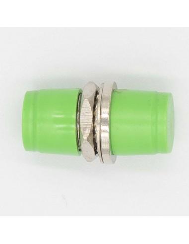FC/APC Simplex adapter, 9/125 MegaF - 1