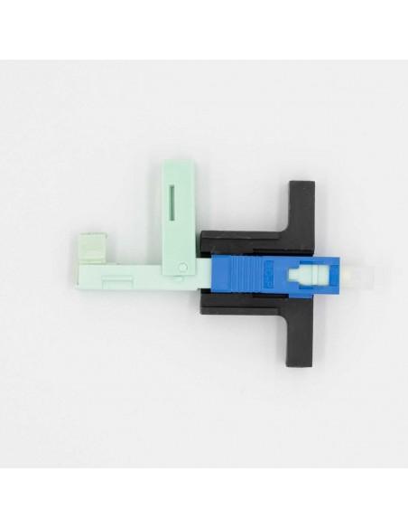 Оптичен конектор SC/UPC Сингъл мод за бързо терминиране MegaF - 1