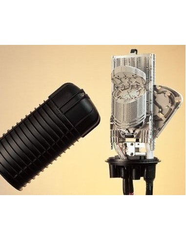 Оптична муфа за максимум 336 влакна /28 касети/ MegaF - 1