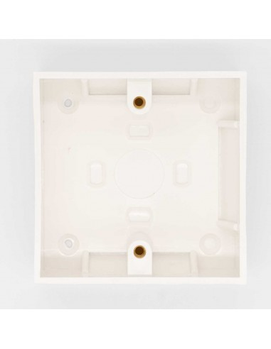 Surface mount box for faceplate Linkbasic - 1