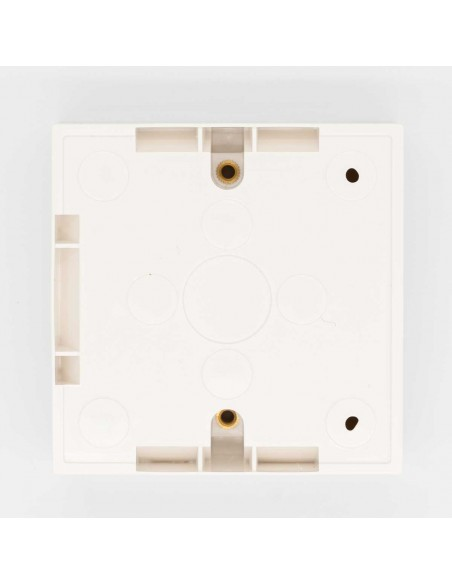 Surface mount box for faceplate Linkbasic - 2