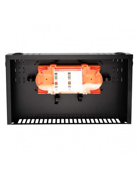 Оптичен пач панел ODF за 24 SC дуплексни адаптера, незареден MegaF - 5