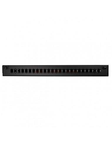 Оптичен пач панел ODF за 24 SC симплексни адаптера, незареден MegaF - 1