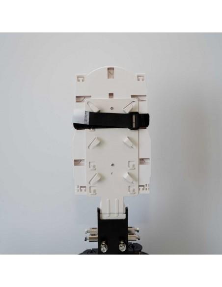 Оптична муфа за 24 влакна /максимум 144 влакна/ MegaF - 3