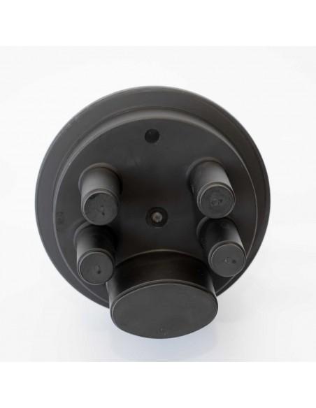 Оптична муфа за 24 влакна /максимум 144 влакна/ MegaF - 5