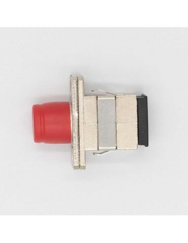 FC - SC хибриден симплексен адаптер, сингъл мод