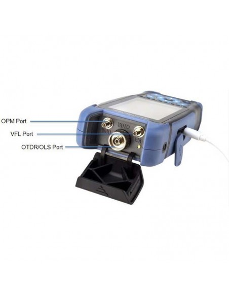 Smart OTDR Handheld + Power meter + VFL + Laser Source + Lan Tester  - 3