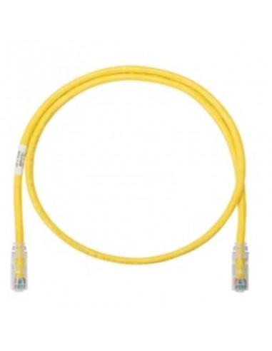 Patch Cord Cat.6 U/UTP LSZH Yellow Commscope COMMSCOPE - 1