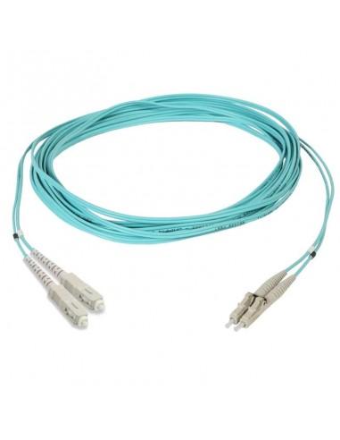 Оптична корда LC-SC дуплекс OM3 XG 50/125 COMMSCOPE - 1