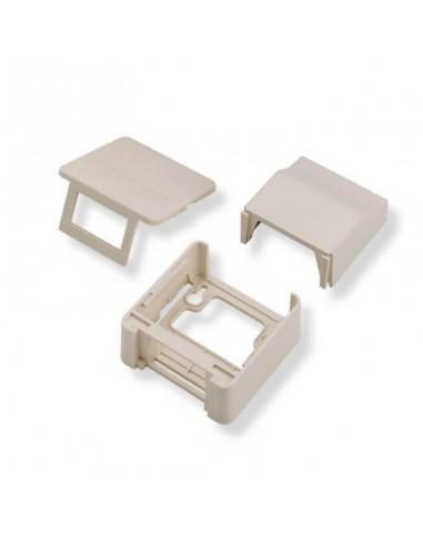KIT, OFFICE BOX, EXTENDER, 2 PORT, WHITE COMMSCOPE - 1