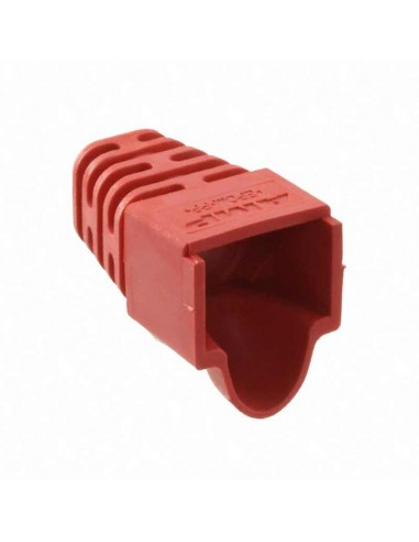 BOOT FOR MODULAR PLUGS, RED COMMSCOPE - 1