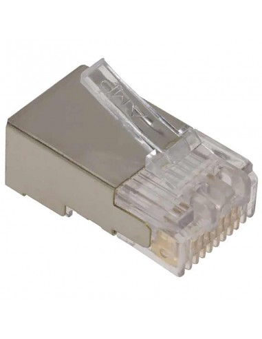 Modular Plug  8 Position, Shielded, Round Cable COMMSCOPE - 1