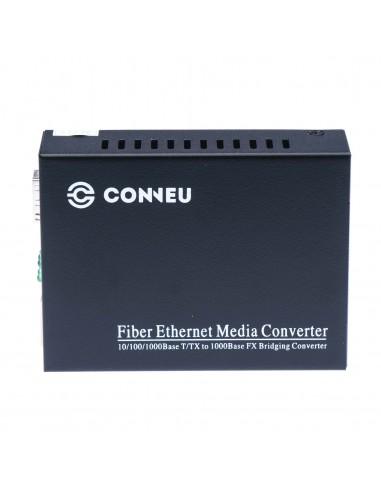 Медиа конвертор за SFP + 1 порт 100/1000M RJ45 Conneu - 1