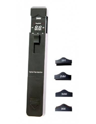 Optical fiber identifier MegaF - 1