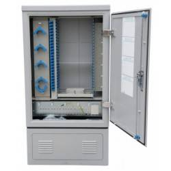 Fiber optic outdoor cabinet...