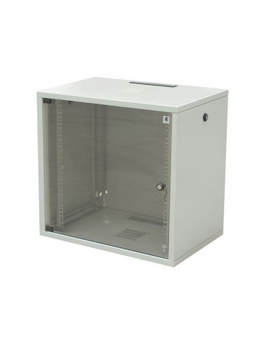 Wall mount cabinet 15U SU with opening side panels MegaS / ZPAS - 1