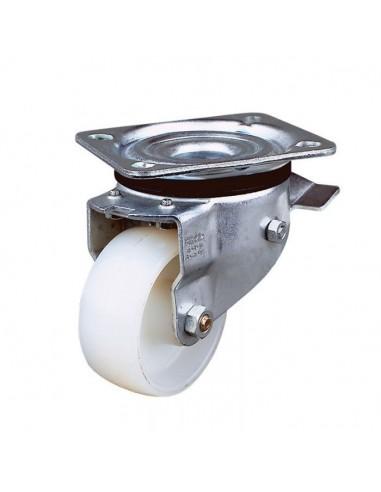 Locking castor for network cabinet 300 MegaS / ZPAS - 1