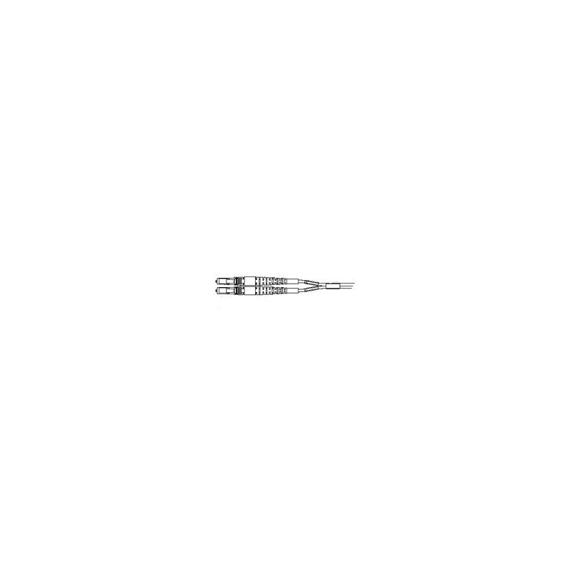 Patch cord LC-LC Duplex OS2 9/125 COMMSCOPE - 1