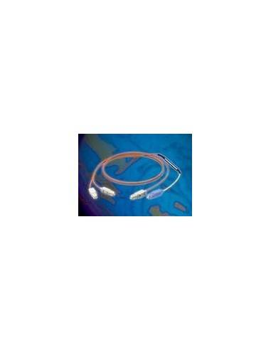 Patch cord LC Duplex SM to ST Duplex OM1, 3 m COMMSCOPE - 1