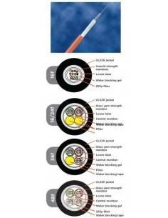 FO CABLE 8 Fibers, ULSZH,...