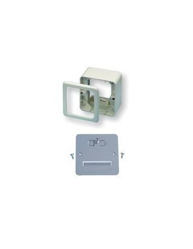 Surface Mount Back box, almond COMMSCOPE - 1