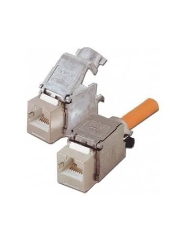 MegaD module system, CAT. 6a module, 1x RJ45 STP, toolless MegaD - 1