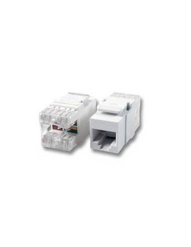 module system, CAT. 6 module, 1x RJ45 UTP, dual-block MegaC MegaC - 1
