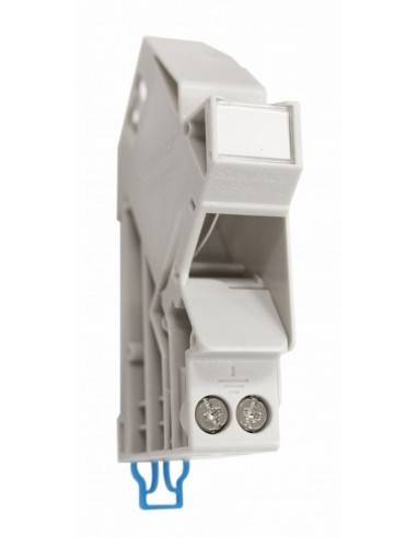 Адаптер за DIN шина за един  порт  - 1