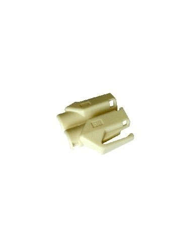 HIROSE TM21/TM31 strain relief boot for plug 376410/376420, beige  - 1