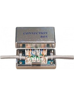 CAT.6 connecting box LSA+...