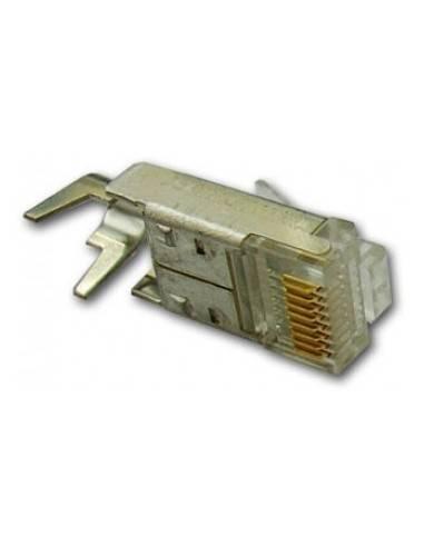 HIROSE TM11 data plug, CAT.5e, RJ45 STP  - 1