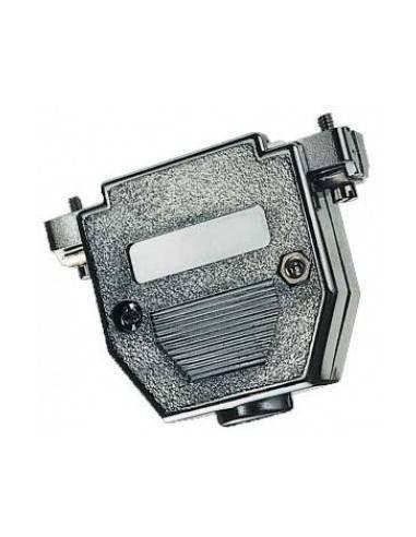 DSUB hood, metalized, for DB25  - 1