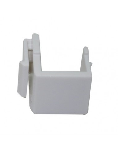 RJ45 empty cover plate MegaC - 1