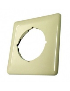 flush mount plate, 80x80mm,...