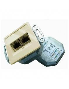SETEC CAT.6a wallplate...
