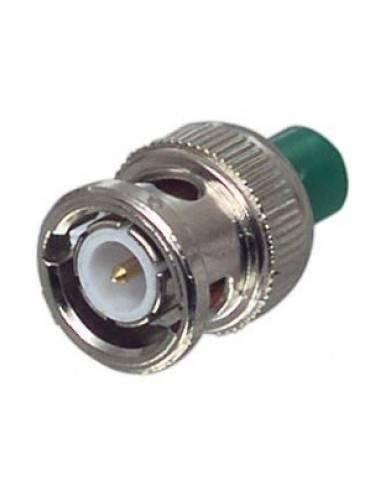 BNC termination plug, 50 ohms, economy  - 1