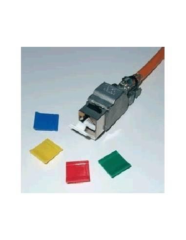 SETEC dust cover for module UKJ / XKJ, yellow  - 1