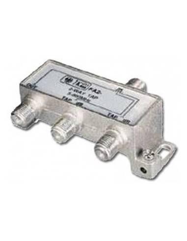 SAT BK Abzweiger,5-1000MHz,2-fach 1xF-3xF Kupplung,18.0dB Daempfung  - 1