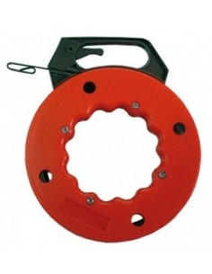 Cable puller with drum,...