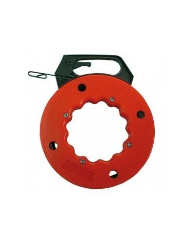 Cable puller with drum, length 30m  - 1