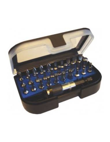 QUICKLOADER bitset 31 pieces, with magnetic Extension  - 1