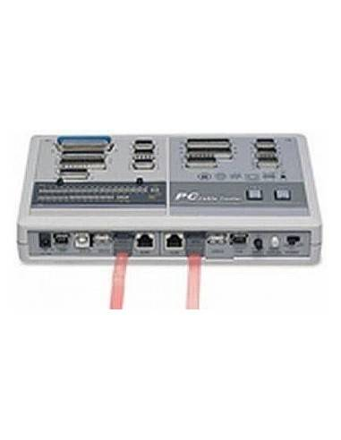PC cable tester for all popular PC cables, inclusive new SATA  - 1